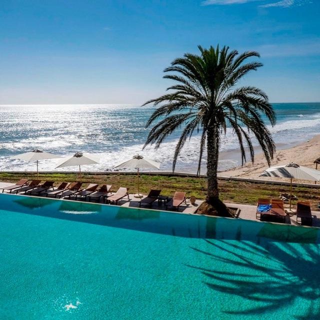 Пляжный отдых на море в Тунисе