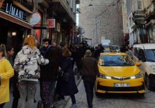 Обман в Стамбуле
