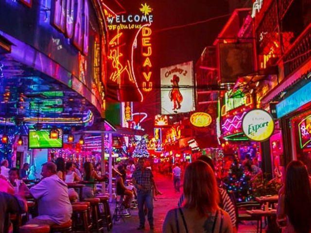 Bar Street Marmaris