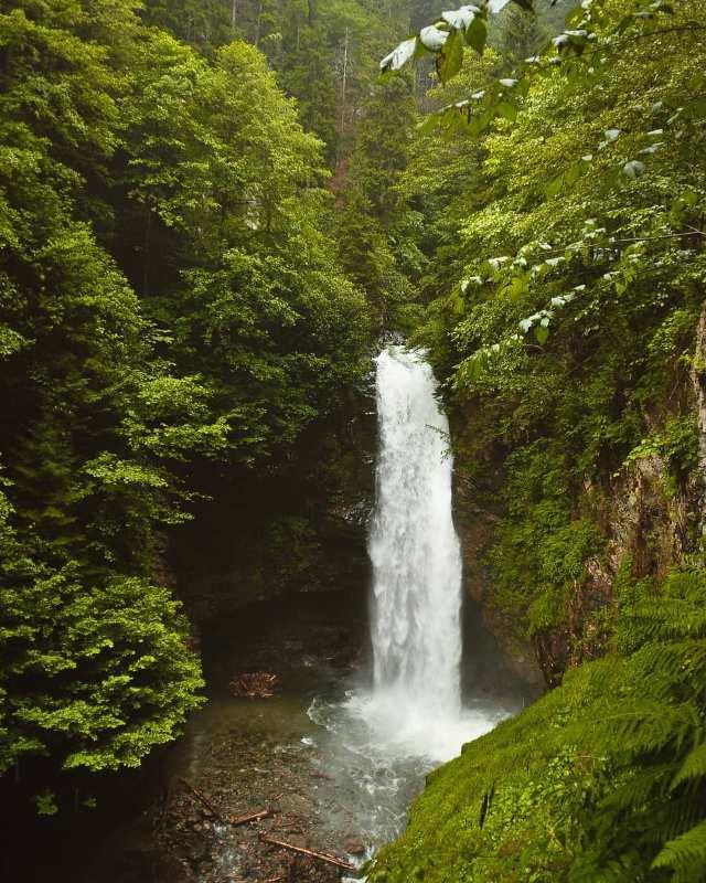 Водопад Паловит