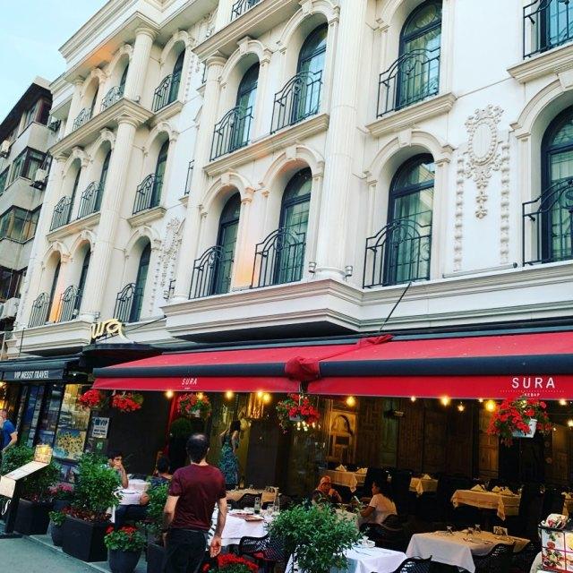 Sura Hotel Стамбул
