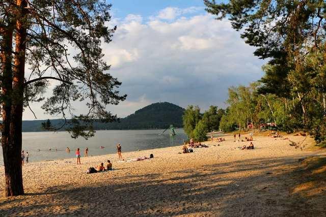 Отдых на Маховом озере в Чехии