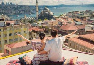 Влюбленные в Стамбуле