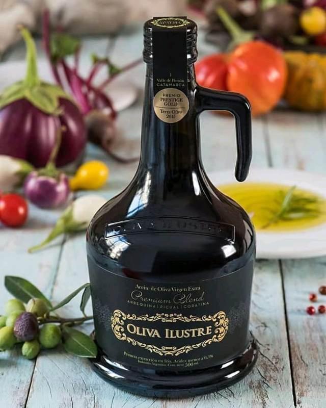 Лучшее оливковое масло из Испнаии