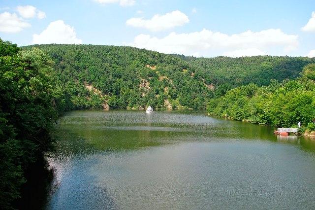 Озеро Брно