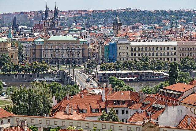 Прага - хит продаж в любое время года