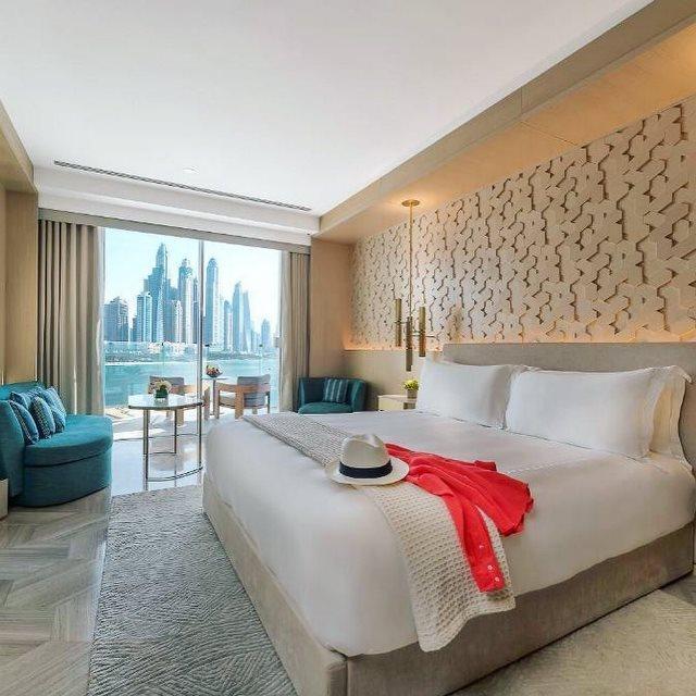 Номер в отеле Бассейн в Five Palm Jumeirah