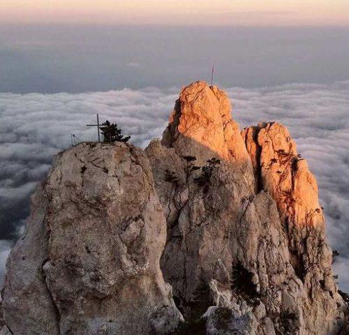 Гора Ай-Петри, Крым, Россия
