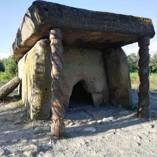 Дольмен под Кабардинкой