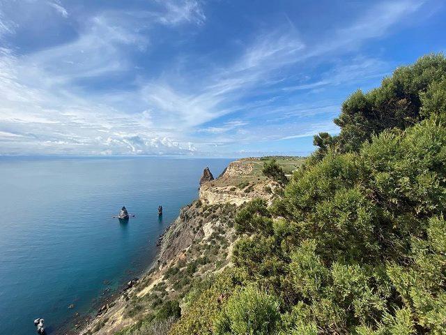 Крым, Севастополь, Мыс Фиолент
