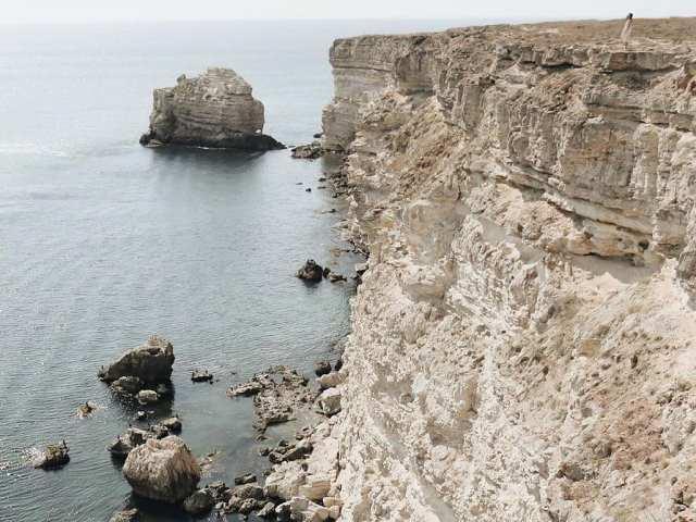 Мыс Тарханкут (Крым)