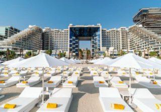 Отели на море в ОАЭ