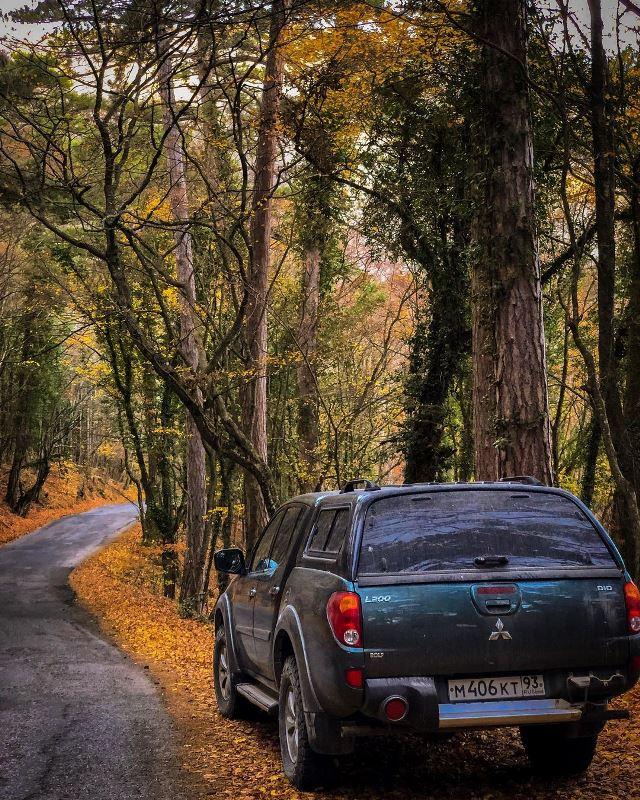 Я хотела приехать в Крым поздней осенью, я приехала