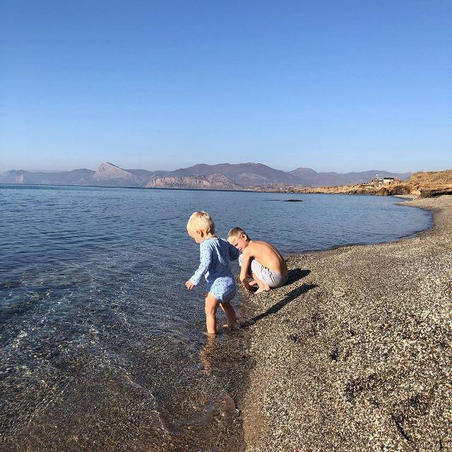 Ноябрь - лчшее время для отдыха с детьми