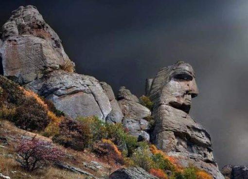Долина Привидений, Крым