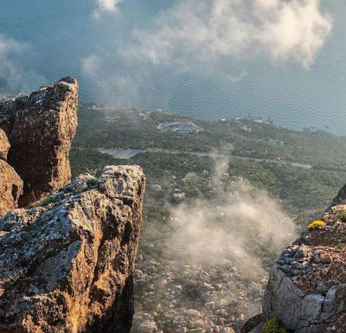 Верхушка Ильяс Кая, Крым