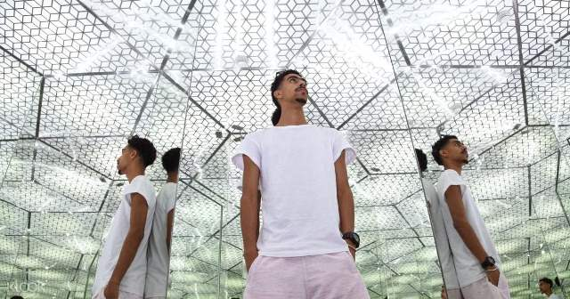 Музей иллюзий в Дубаи (ОАЭ)