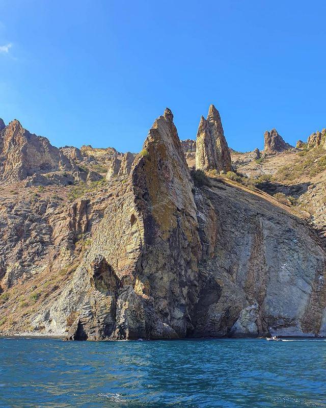 Путешествовать по Крыму в межсезонье очень классно!
