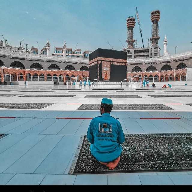 Паломничество в Мекку должен совершить каждый мусульманин
