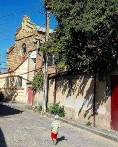 Ремесленная синагога в Евпатории