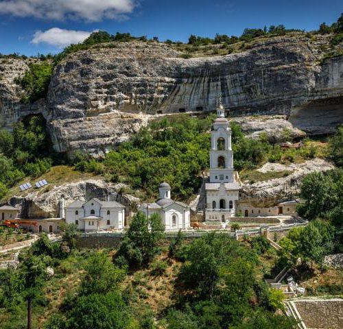 Свято-Успенский монастырь? Крым