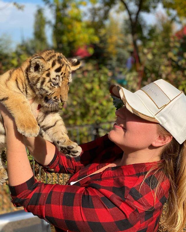 Тайган - крупнейший в Европе парк хищников.
