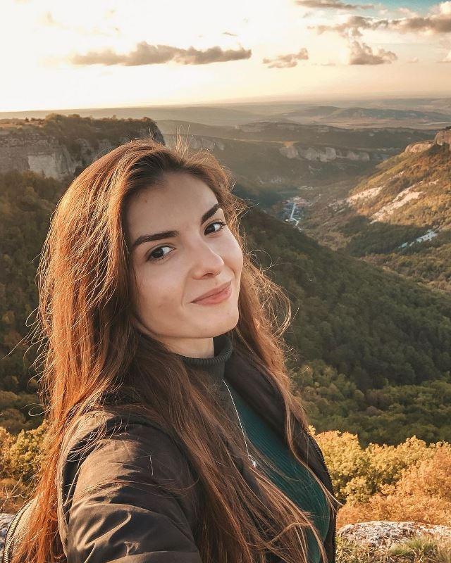 alinkazakova • Пещерный город Мангуп-Кале