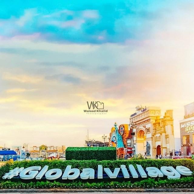 Global Village - родителям шоппинг, детям развлеченья