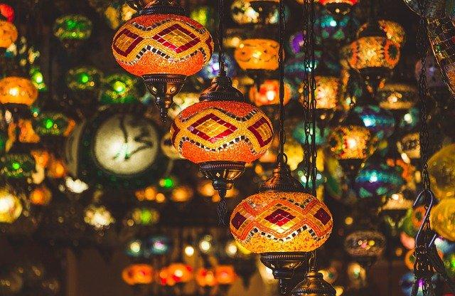 Такие светильники станут отличным подарком