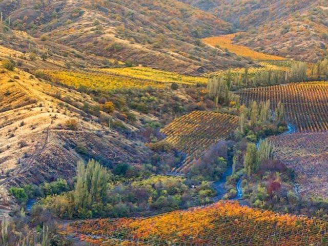 Золотая осень в Крыму