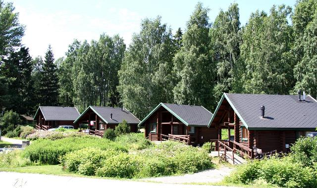 Домики в Rastila Camping