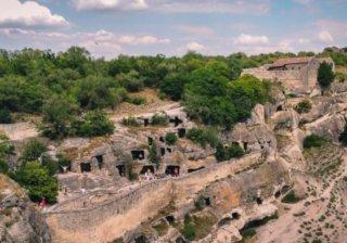 Пещерный город Чуфуткале