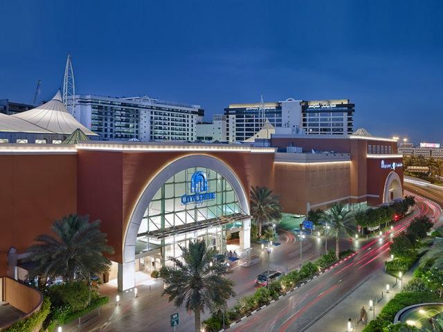 Deira City Centre в Дубай - любимое место шопоголиков