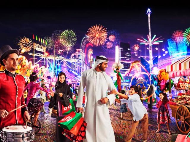фото: Торговый фестиваль - это настоящий праздник в Дубай