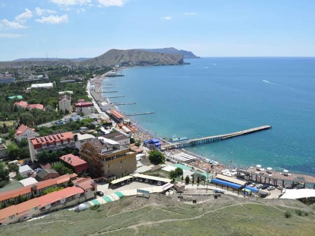 Феодосия, Крым, Россия