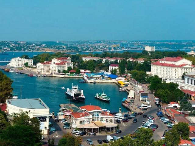 Севастополь, Крым, Россия