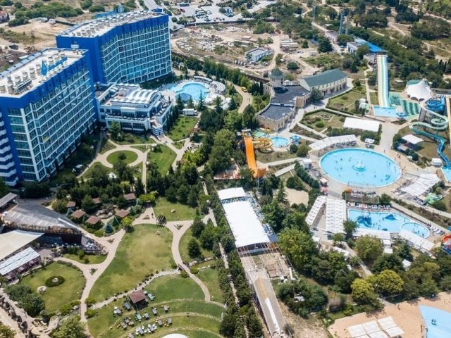 Aquamarine Resort&Spa 5* Севастополь