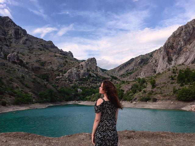 фото: maryatsarevna_ • Горное озеро в Зеленогорье