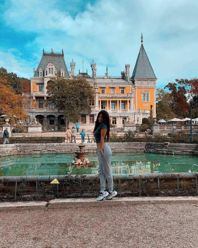 Массандровский дворец летом прекрасен!