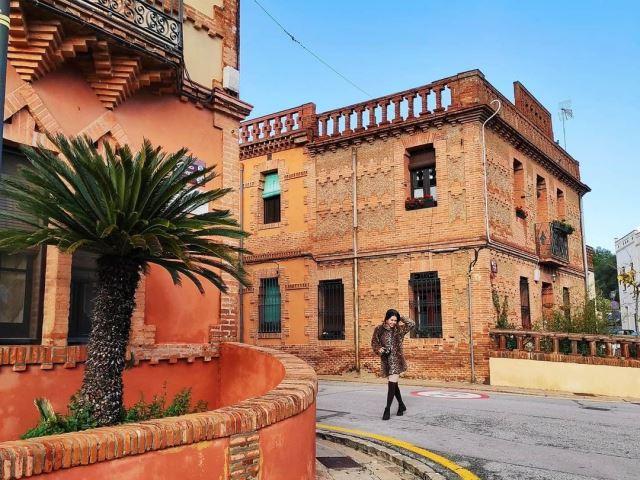 Colonia Güell Испания