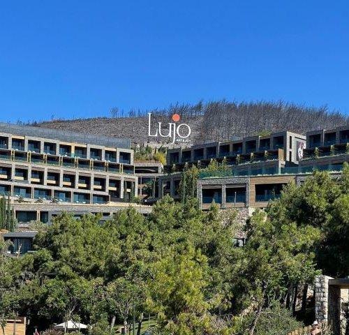 Lujo Hotel Bodrum 5* Бодрум, Турция