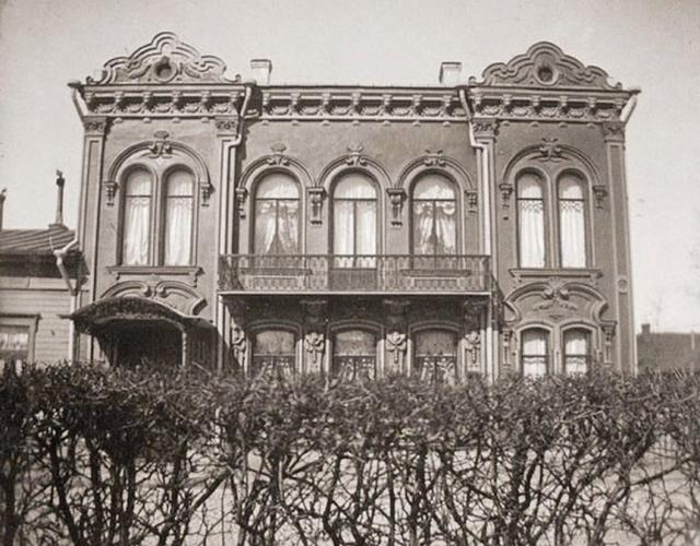 Дом для Сергеева в Выборге