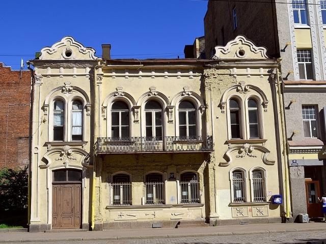 Дом Сергеева в Выборге